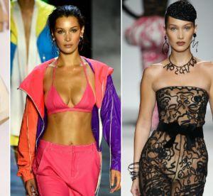 Bella, Kaia, Winnie : leurs incroyables transformations pour la Fashion Week