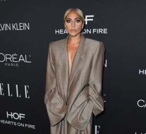 Lady Gaga : en costume XXL pour faire passer un message