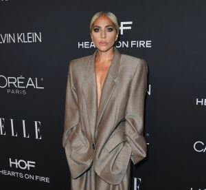 Lady Gaga : en costume XXL pour faire passer un message