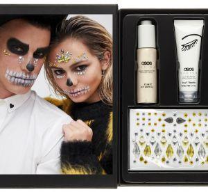Halloween : les kits makeup glamour d'Asos (pour les nulles comme nous)