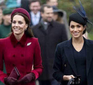 Kate Middleton et Meghan Markle, une histoire de rivalité montée par les médias