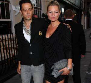 Kate Moss et Jamie Hince : un look pour deux