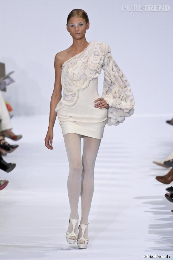 Défilé haute Couture Automne-Hiver 09-10 : Elie Saab
