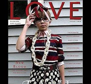 Tavi en couverture du prochain Love
