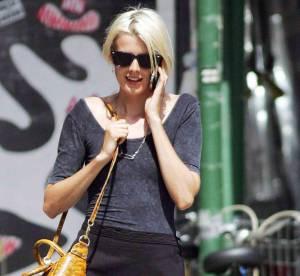 Agyness Deyn :une jupe de danseuse pour un look rock ... à shopper