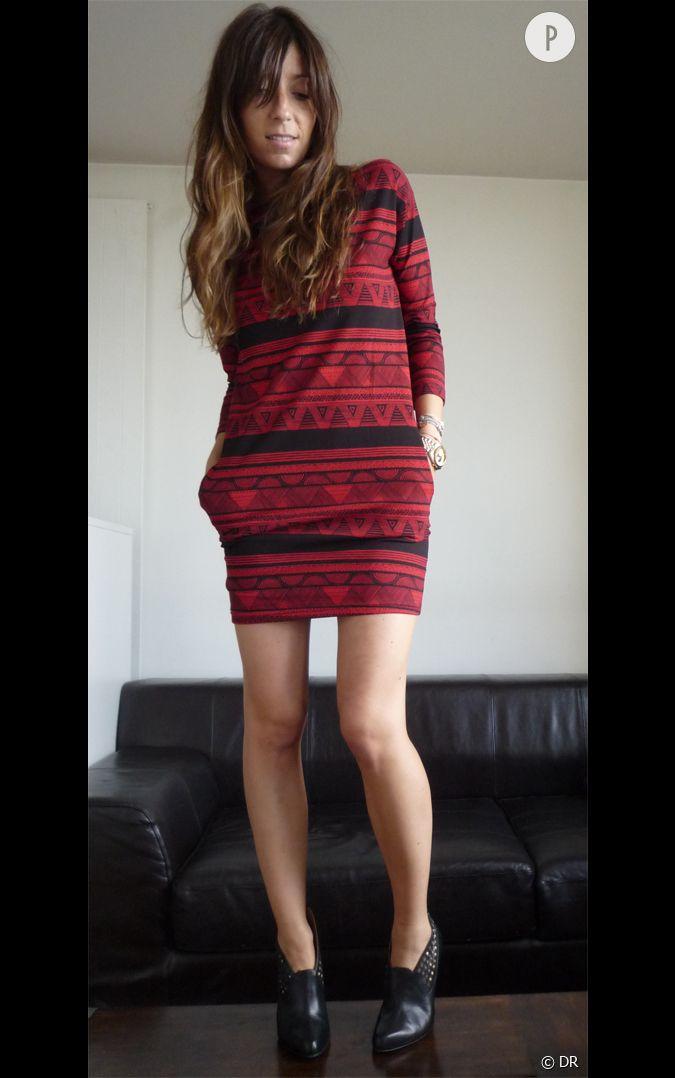 une robe ethnique american apparel lors de mon p lerinage chez heimstone flash sur leur gamme. Black Bedroom Furniture Sets. Home Design Ideas