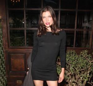 Milla Jovovich, pas assez chic pour une soirée VIP ?