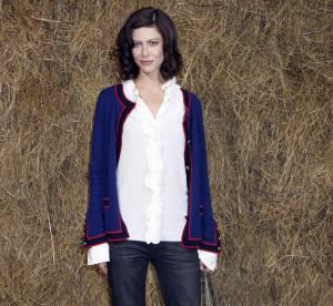 Anna Mouglalis : ultra chic et décontractée en Chanel