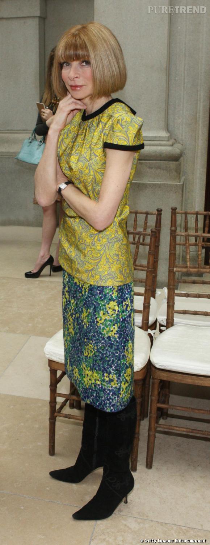 Si  Anna Wintour  porte du  Marc Jacobs  , tout le monde en porte!