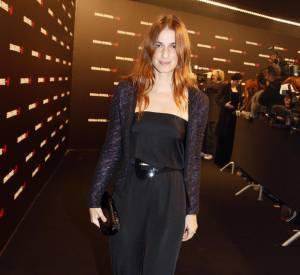 Joana Preiss à la soirée de lancement de la collection de Sonia Rykiel pour H&M à Paris