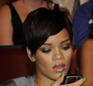 Rihanna, Miley Cyrus, Drew Barrymore : les ongles des stars verdissent !