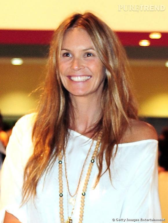 Elle Macpherson au Art Basel à Miami