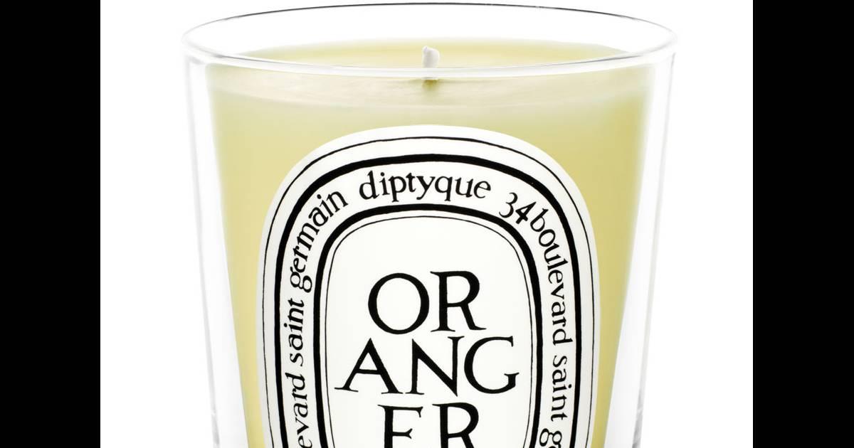 Bougies Fleur D Oranger Diptyque Un Bel Hommage Enflamme Bougie