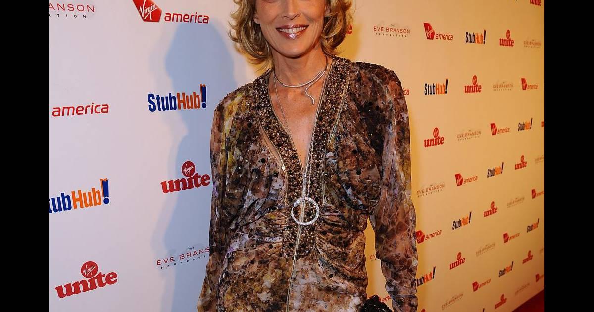 Sharon stone semble avoir des difficult s passer le cap de la cinquantaine car quand elle - Quand passer le scarificateur ...