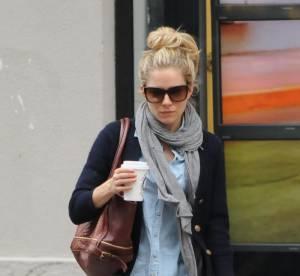 Sienna Miller, un look confort et branché ... à shopper!