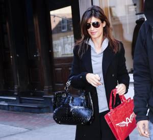 Elisabetta Canalis alias Miss Clooney : son look glamour et confort... A shopper !