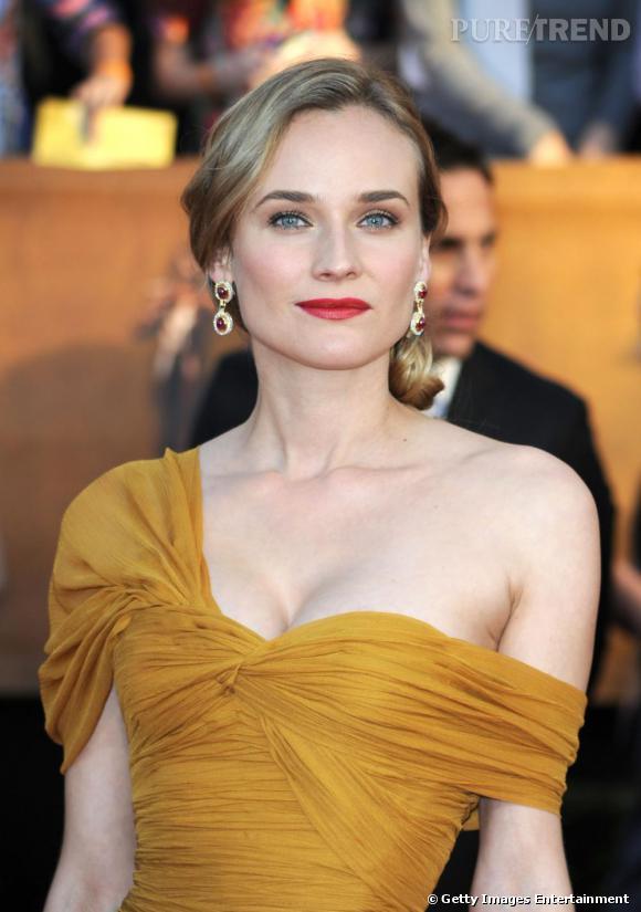 Diane Kruger aux Screen Actors Guild Awards
