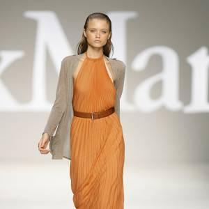 Défilé Max Mara - Abbey Lee - Milan Printemps Eté 2010