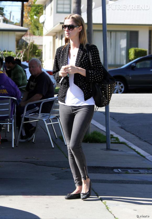 Nicky Hilton dans les rues de Los Angeles
