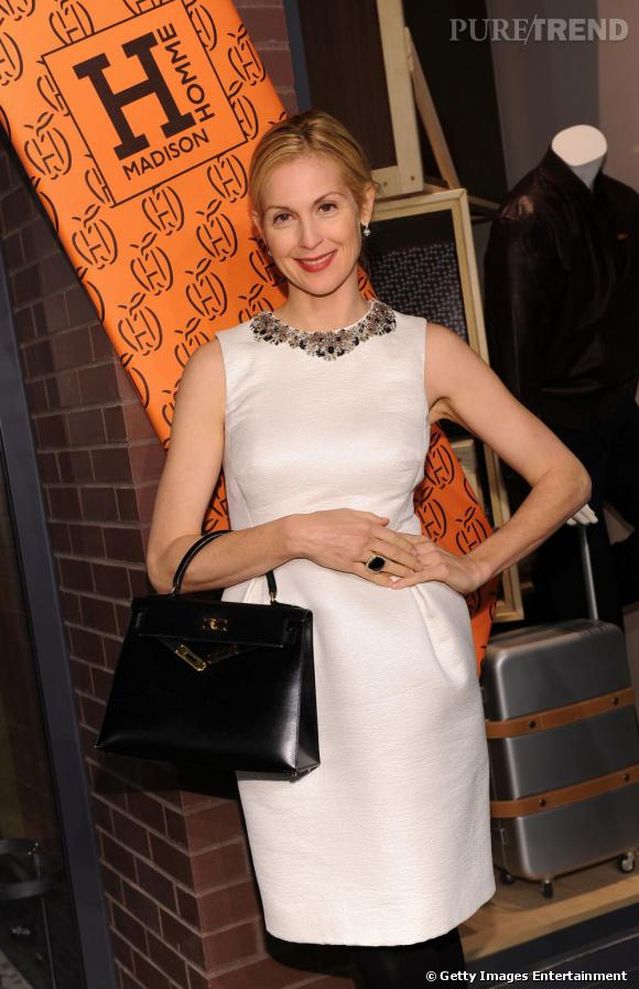 Kelly Rutherford, un style très Upper East Side