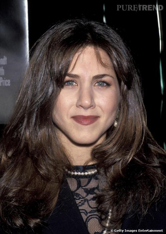 En 1992, Jennifer amorce tout juste sa carrière et c'est loin d'être gagné ...