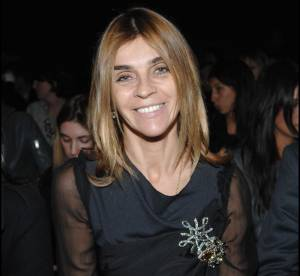 Carine Roitfeld, présidente du jury des Andam Fashion Awards 2010