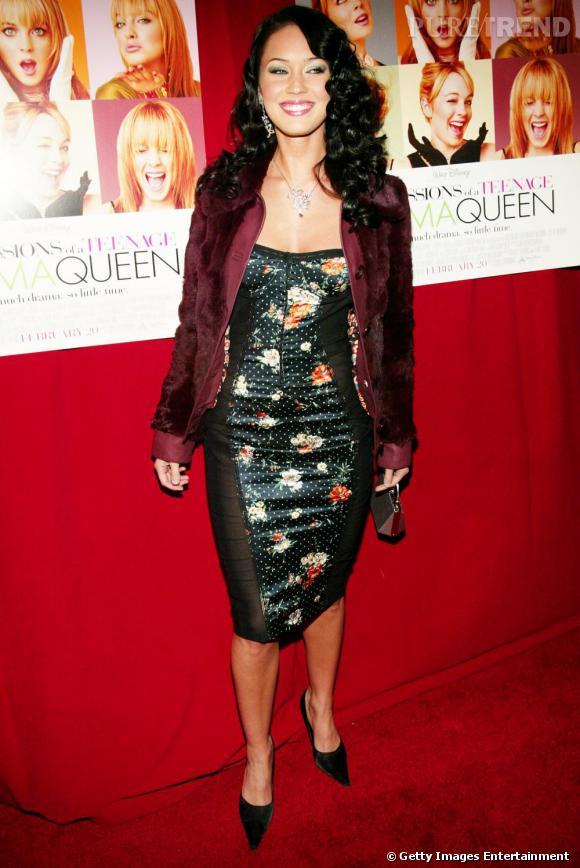 Adorateurs de Megan Fox, détournez le regard ! On est bien loin de l'actuelle bombe anatomique !