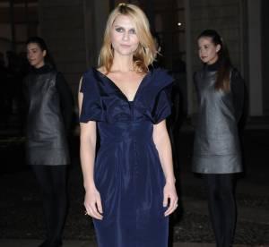 Claire Danes se métamorphose en icône mode