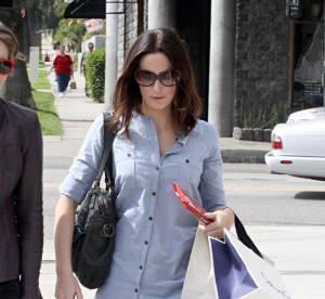 Emily Blunt, un look idéal pour le shopping entre copines... à shopper !