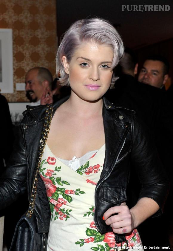 Kelly Osbourne à la soirée DJ night organisée par Vanity Fair & Hudson Jeans à Los Angeles