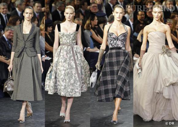 Défilé Louis Vuitton automne-hiver 2010/2011