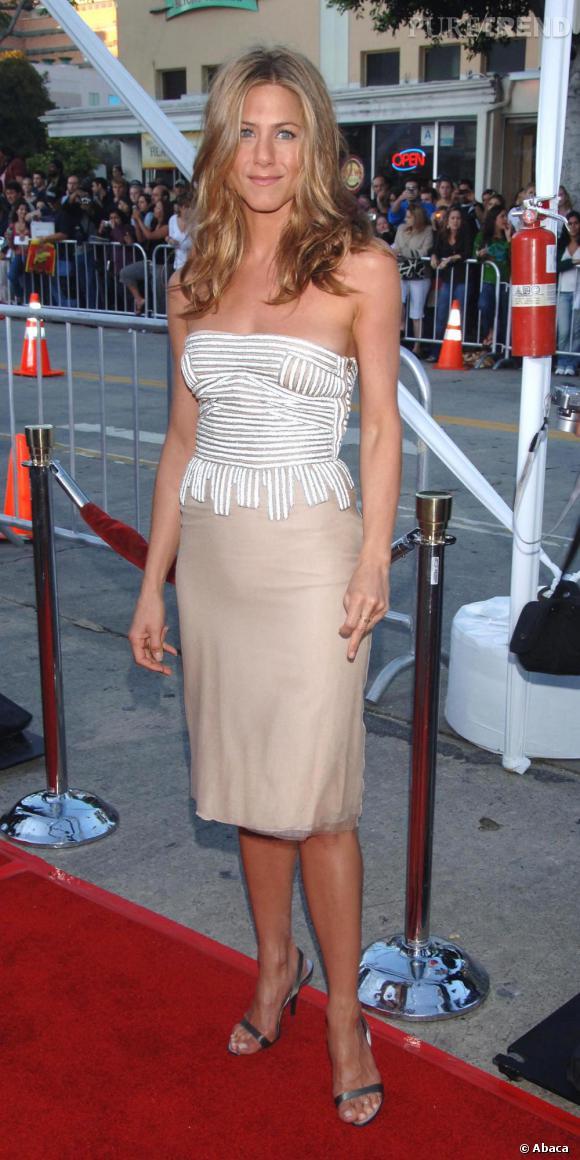 Jennifer Aniston ou le chic américain