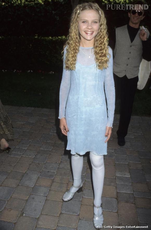 En 1994, Kirsten Dunst vient d'être révélée par Entretien avec un vampire