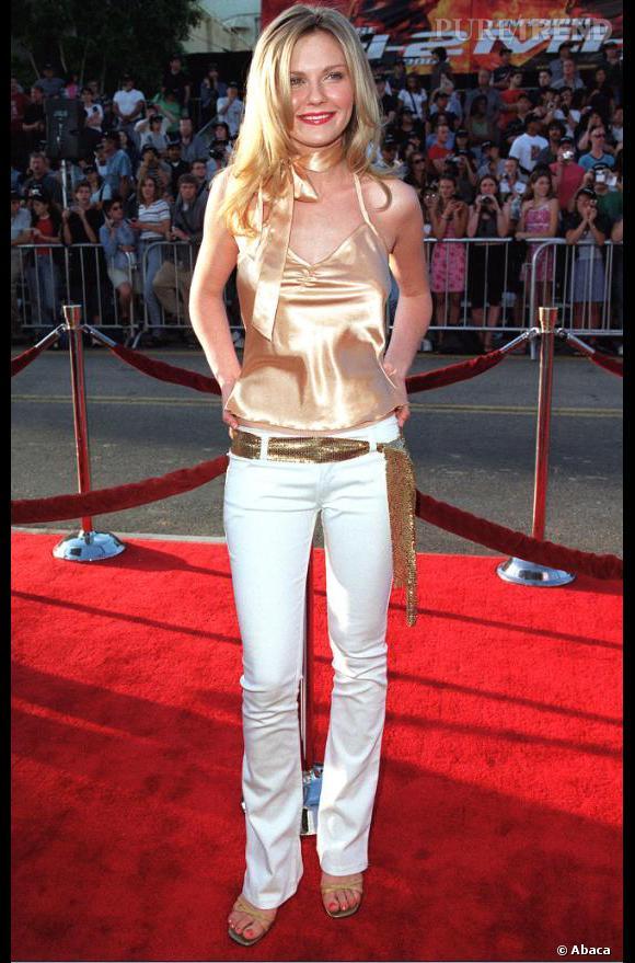 Kirsten Dunst opte pour le look de starlette