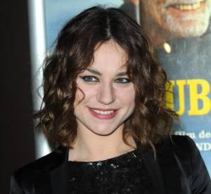 Emilie Dequenne, une des actrices montantes du cinéma français.