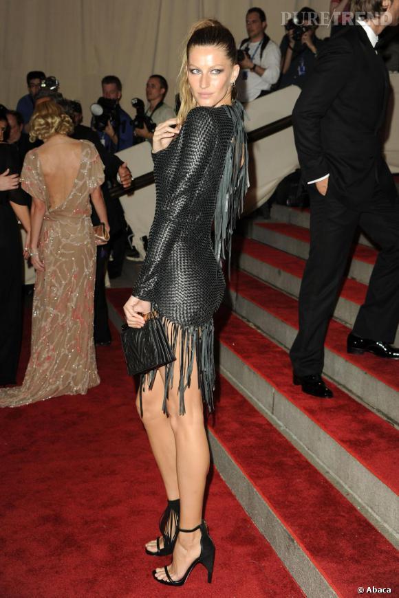 Gisèle Bundchen au National Institute Gala à New York