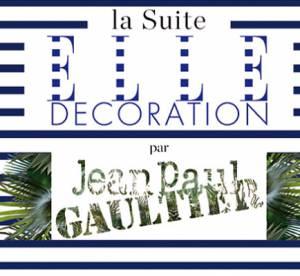 Carte blanche à Jean-Paul Gaultier à la Suite Elle Décoration