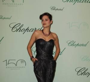 Cannes - Marion Cotillard : sa combinaison scintillante