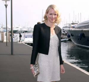 Cannes - Naomi Watts, chic rétro sur la Croisette
