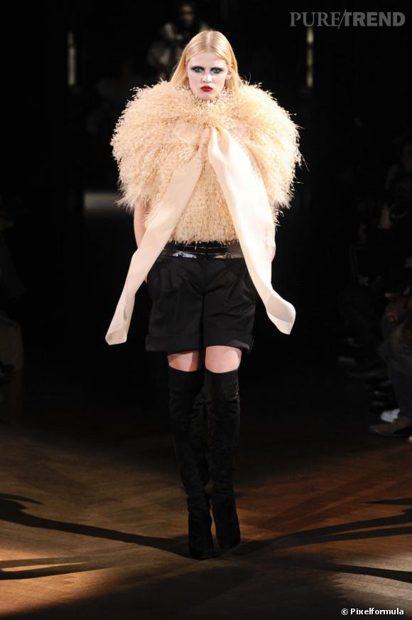 Défilé Givenchy Haute Couture printemps-été 2010