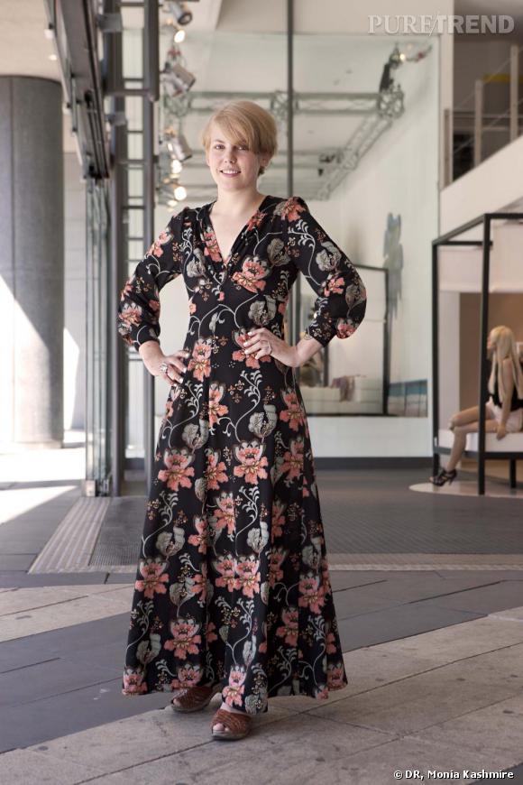 Les suédois sont ils tous habillés en H & M ? Nom : Petra Age : 21 style : Folk & vintage Quelle pièce de ta tenue vient d'H&M ? Ma bague.