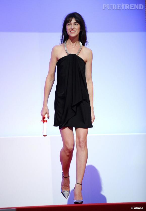 En 2010 pour le Festival de Cannes, Charlotte renoue avec ...