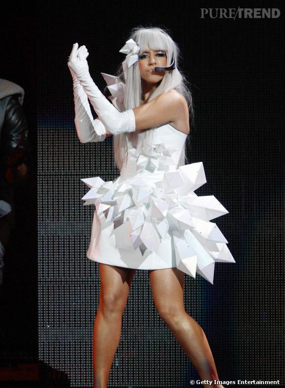 L'über-star : Lady Gaga.