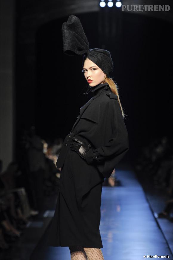 Défilé Jean Paul Gaultier Haute Couture Automne-Hiver 2010