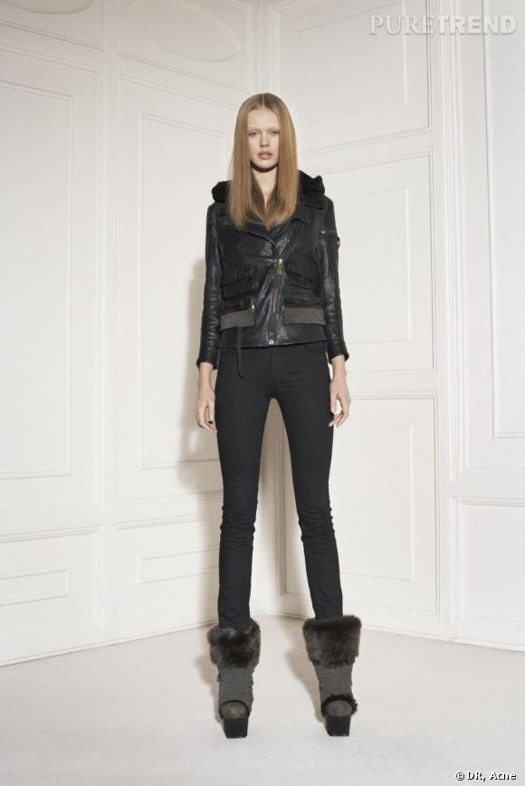 Collection Acne Automne-Hiver 2010