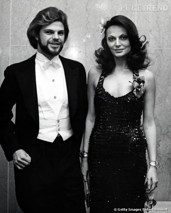 En 1972, Diane Von Furstenberg est une princesse moderne qui se lance dans la mode.