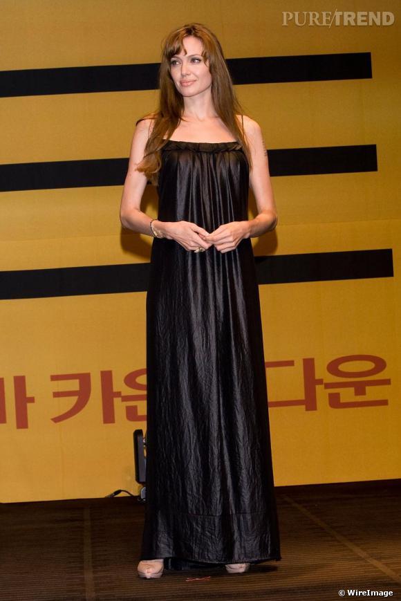 Angelina Jolie, simplement élégante