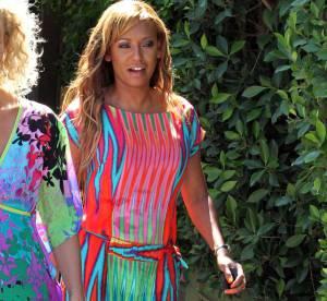 Le flop mode : Mel B plus victime que fashion en robe arc-en-ciel