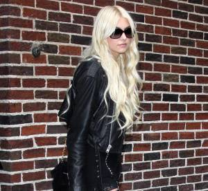 Taylor Momsen, overdose de trash !