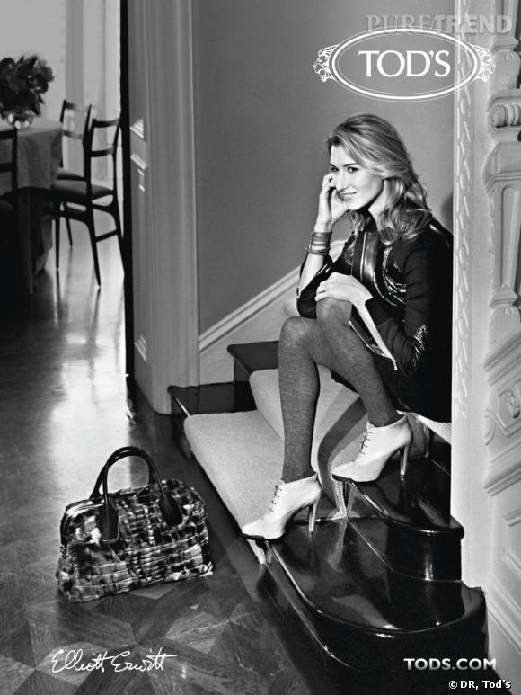 Campagne Tod's Automne-Hiver 2010/2011